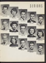 Page 13, 1955 Edition, Washington High School - Washingtonian Yearbook (Fremont, CA) online yearbook collection