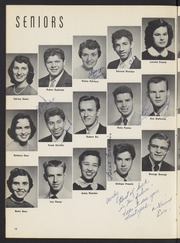Page 14, 1955 Edition, Washington High School - Washingtonian Yearbook (Fremont, CA) online yearbook collection