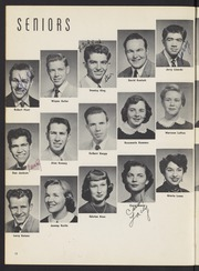 Page 16, 1955 Edition, Washington High School - Washingtonian Yearbook (Fremont, CA) online yearbook collection