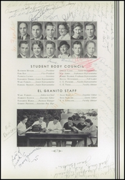 Page 13, 1934 Edition, Porterville Union High School - El Granito Yearbook (Porterville, CA) online yearbook collection