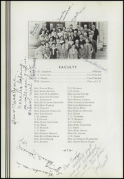 Page 14, 1934 Edition, Porterville Union High School - El Granito Yearbook (Porterville, CA) online yearbook collection