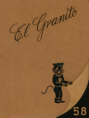 Page 1, 1958 Edition, Porterville Union High School - El Granito Yearbook (Porterville, CA) online yearbook collection