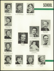 Page 12, 1958 Edition, Porterville Union High School - El Granito Yearbook (Porterville, CA) online yearbook collection