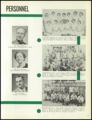 Page 13, 1958 Edition, Porterville Union High School - El Granito Yearbook (Porterville, CA) online yearbook collection