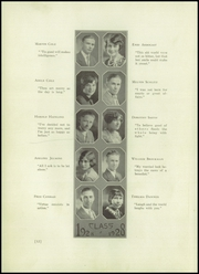 Page 18, 1928 Edition, Delano High School - Del Ano Yearbook (Delano, CA) online yearbook collection