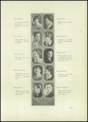 Page 19, 1928 Edition, Delano High School - Del Ano Yearbook (Delano, CA) online yearbook collection
