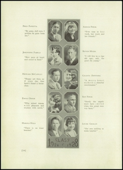 Page 20, 1928 Edition, Delano High School - Del Ano Yearbook (Delano, CA) online yearbook collection
