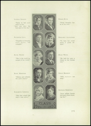Page 21, 1928 Edition, Delano High School - Del Ano Yearbook (Delano, CA) online yearbook collection