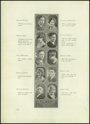 Page 22, 1928 Edition, Delano High School - Del Ano Yearbook (Delano, CA) online yearbook collection