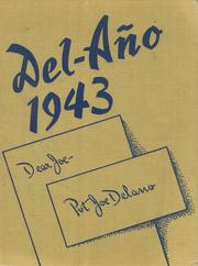Page 1, 1943 Edition, Delano High School - Del Ano Yearbook (Delano, CA) online yearbook collection