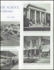 Page 11, 1943 Edition, Delano High School - Del Ano Yearbook (Delano, CA) online yearbook collection