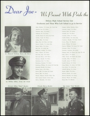Page 12, 1943 Edition, Delano High School - Del Ano Yearbook (Delano, CA) online yearbook collection