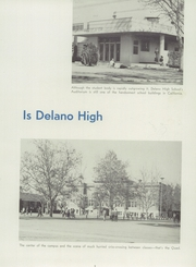 Page 13, 1950 Edition, Delano High School - Del Ano Yearbook (Delano, CA) online yearbook collection