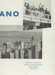 Page 7, 1950 Edition, Delano High School - Del Ano Yearbook (Delano, CA) online yearbook collection