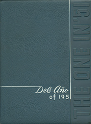Delano High School - Del Ano Yearbook (Delano, CA) online yearbook collection, 1951 Edition, Page 1