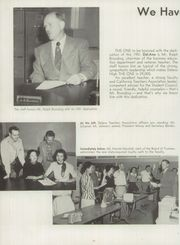 Page 14, 1951 Edition, Delano High School - Del Ano Yearbook (Delano, CA) online yearbook collection
