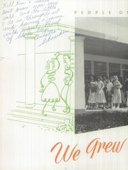 Page 16, 1952 Edition, Delano High School - Del Ano Yearbook (Delano, CA) online yearbook collection