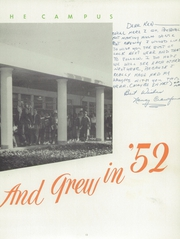 Page 17, 1952 Edition, Delano High School - Del Ano Yearbook (Delano, CA) online yearbook collection