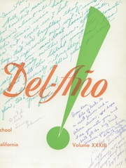 Page 7, 1952 Edition, Delano High School - Del Ano Yearbook (Delano, CA) online yearbook collection