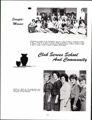Page 124, 1963 Edition, Delano High School - Del Ano Yearbook (Delano, CA) online yearbook collection