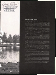 Page 3, 1972 Edition, Delano High School - Del Ano Yearbook (Delano, CA) online yearbook collection
