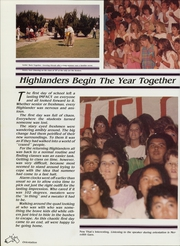 Page 8, 1987 Edition, McLane High School - Greacan Yearbook (Fresno, CA) online yearbook collection
