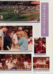 Page 9, 1987 Edition, McLane High School - Greacan Yearbook (Fresno, CA) online yearbook collection