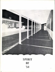 Page 10, 1954 Edition, San Joaquin Memorial High School - Spirit Yearbook (Fresno, CA) online yearbook collection