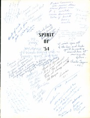 Page 5, 1954 Edition, San Joaquin Memorial High School - Spirit Yearbook (Fresno, CA) online yearbook collection