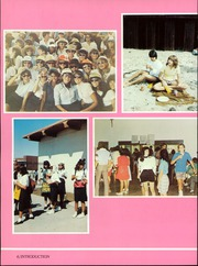 Page 8, 1984 Edition, San Joaquin Memorial High School - Spirit Yearbook (Fresno, CA) online yearbook collection