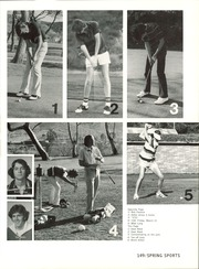Page 153, 1979 Edition, Valhalla High School - Ragnarok Yearbook (El Cajon, CA) online yearbook collection