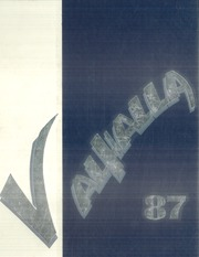 1987 Edition, Valhalla High School - Ragnarok Yearbook (El Cajon, CA)