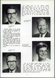 Page 11, 1968 Edition, Leland High School - Legend Yearbook (San Jose, CA) online yearbook collection