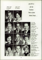 Page 14, 1968 Edition, Leland High School - Legend Yearbook (San Jose, CA) online yearbook collection