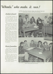 Page 11, 1950 Edition, Healdsburg High School - Sotoyoman Yearbook (Healdsburg, CA) online yearbook collection