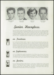 Page 15, 1950 Edition, Healdsburg High School - Sotoyoman Yearbook (Healdsburg, CA) online yearbook collection