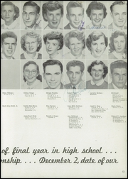 Page 17, 1950 Edition, Healdsburg High School - Sotoyoman Yearbook (Healdsburg, CA) online yearbook collection