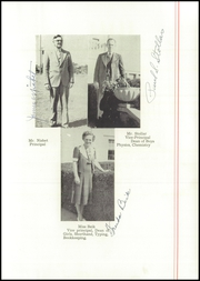 Page 11, 1941 Edition, Oroville Union High School - Nugget Yearbook (Oroville, CA) online yearbook collection