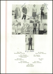 Page 14, 1941 Edition, Oroville Union High School - Nugget Yearbook (Oroville, CA) online yearbook collection
