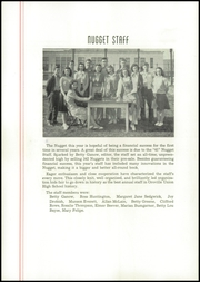 Page 8, 1941 Edition, Oroville Union High School - Nugget Yearbook (Oroville, CA) online yearbook collection