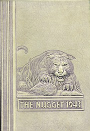 1943 Edition, Oroville Union High School - Nugget Yearbook (Oroville, CA)