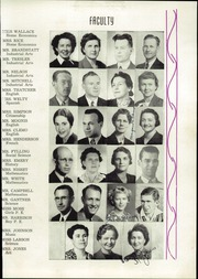 Page 11, 1944 Edition, Oroville Union High School - Nugget Yearbook (Oroville, CA) online yearbook collection