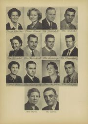 Page 14, 1946 Edition, Oroville Union High School - Nugget Yearbook (Oroville, CA) online yearbook collection