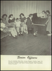 Page 12, 1951 Edition, Oroville Union High School - Nugget Yearbook (Oroville, CA) online yearbook collection