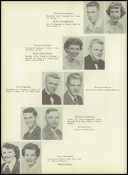 Page 16, 1951 Edition, Oroville Union High School - Nugget Yearbook (Oroville, CA) online yearbook collection
