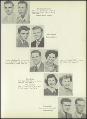 Page 17, 1951 Edition, Oroville Union High School - Nugget Yearbook (Oroville, CA) online yearbook collection