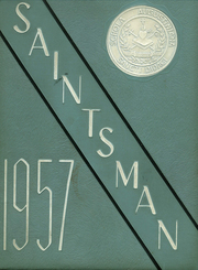 Page 1, 1957 Edition, St Augustine High School - Saintsman Yearbook (San Diego, CA) online yearbook collection