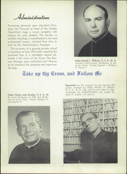 Page 11, 1957 Edition, St Augustine High School - Saintsman Yearbook (San Diego, CA) online yearbook collection