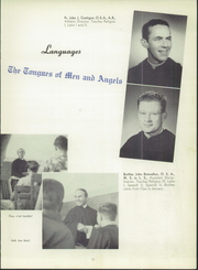 Page 15, 1957 Edition, St Augustine High School - Saintsman Yearbook (San Diego, CA) online yearbook collection