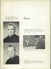 Page 16, 1957 Edition, St Augustine High School - Saintsman Yearbook (San Diego, CA) online yearbook collection